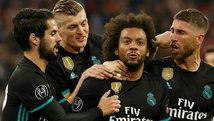 Marcelo supera a Ramos y Alves en histórico récord de Champions League