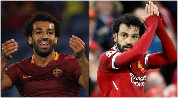 Mohamed Salah llegó a Liverpool gracias al Financial Fair Play / Foto: twitter