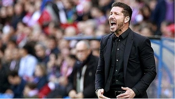 Diego Simeone es sancionado y no estará en la final de Europa League