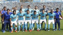 Sporting Cristal sale a vencer a Sport Huancayo con el mismo once