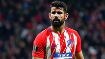 ​'Doble' de Diego Costa vio final de Europa League en la tribuna [FOTO]