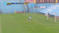 Sporting Cristal: 'blooper' de Ortiz para el tercero rimense [VIDEO]