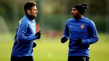 Olivier Giroud lanza una fuerte frase contra Thierry Henry