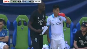 ​Raúl Ruidíaz fue ovacionado en debut con Seattle Sounders [VIDEO]