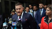 Conor McGregor se declaró culpable de escandaloso incidente previo al UFC 223
