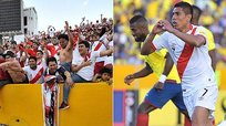 ​En su día, revive el gol de Paolo Hurtado ante Ecuador [VIDEO]