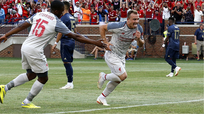 Liverpool venció a Manchester United en la International Champions Cup