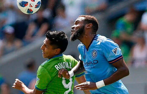 ​Seattle Sounders vs. New York City EN VIVO por la MLS / Foto: twitter