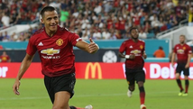 Real Madrid cayó 2-1 ante Manchester United  por la International Champions Cup