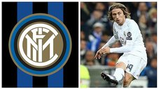 Inter quiere 'robarle' a Real Madrid al croata Luka Modric