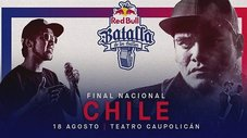 SIGUE EN VIVO Red Bull Batalla de los Gallos Final Nacional Chile 2018