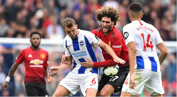 ​Brighton vs Manchester United EN VIVO por la Premier League / Foto: twitter