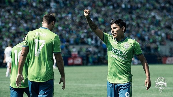 Foto: Seattle Sounders