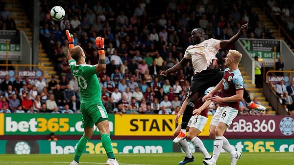 ​Burnley vs. Manchester United EN VIVO ONLINE por la Premier League / Foto: twitter