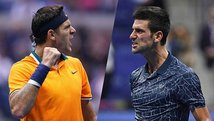 Djokovic vs Del Potro por la final del US Open