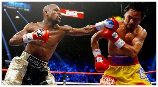 Boxeo: Floyd Mayweather regresa con espectacular revancha