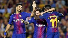 Barcelona recupera refuerzo para debut en la Champions League