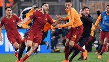 Kostas Manolas fue ovacionado en el duelo entre Real Madrid y Roma [VIDEO]