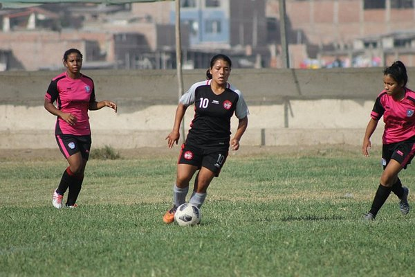 Copa Perú Femenina: JC Sport Girls goleó 4-0 a Inter JC