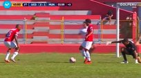 ​Wilmer Aguirre marca golazo tras pared con Reimond Manco [VIDEO]