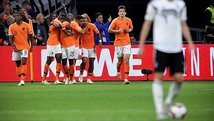 Holanda goleó a Alemania por la UEFA Nations League
