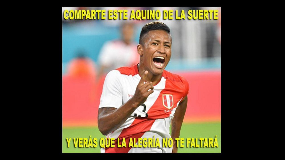 ​Perú vs. Estados Unidos: Memes calientan amistoso FIFA en Connecticut