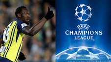Usain  Bolt pretendido por club para disputar la Champions League