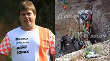 Raúl Orlandini sufrió terrible accidente en los Caminos del Inca [FOTOS]