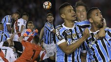 Gremio sorprende a River Plate y Michel silencia el Monumental [VIDEO]