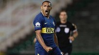 Boca Juniors vs. Palmeiras: Wanchope y su viveza ponen el 1-0 | VIDEO