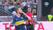 Darío Benedetto ingresó y en 8 minutos marcó un gol espectacular [VIDEO]