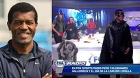 Fox Sports Radio: Julio César Uribe y su divertido disfraz por Halloween