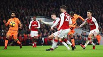 Arsenal vs. Liverpool EN VIVO ONLINE por la Premier League