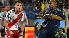 Boca Juniors vs. River Plate: las posibles alineaciones para la final