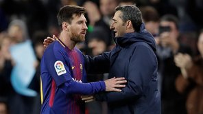 Champions League: Messi recibe fuerte advertencia de Ernesto Valverde