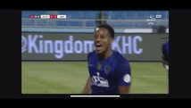 André Carrilló anotó su segundo gol con Al-Hilal [VIDEO]