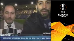 ​Directivo invade transmisión de Fox Sports Chile durante Europa League