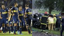 Boca vs. River: cuatro hinchas fallecieron en terrible accidente