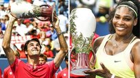 Duelo de gigantes: Roger Federer vs Serena Williams