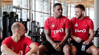 Jefferson Farfán se unió a la pretemporada de Lokomotiv [VIDEO]