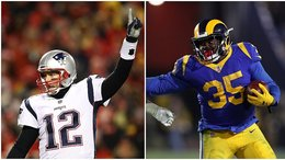Rams vs. Patriots protagonizarán el Super Bowl LIII en Atlanta