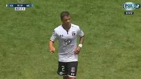 ​Gabriel Costa casi anota golazo con Colo Colo [VIDEO]