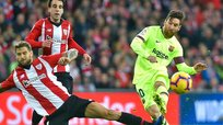 Barcelona empató 0-0 con Athletic Club por LaLiga Santander