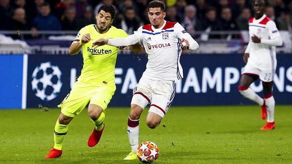 Lyon vs. Barcelona EN VIVO ONLINE vía Fox Sports EN DIRECTO | ONLINE | GRATIS | STREAMING por la UEFA Champions League / Foto: twitter