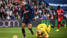 ​Mbappe y su gol de PlayStation en la Ligue 1 con PSG [VIDEO]