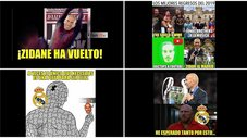 ​Zidane regresó al Real Madrid y generó divertidos memes [FOTOS]