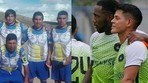 Saiyajines del fútbol peruano quieren amistoso con Pirata FC | VIDEO
