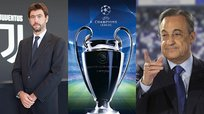 Juventus, Real Madrid y Bayern Munich buscan cambiar la Champions League