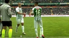 ​Paolo Hurtado ingresó y metió exquisito pase gol en Turquía | VIDEO