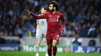 Liverpool vs. Porto: Mohamed Salah decretó el 2-0 en cuartos de Champions League | VIDEO